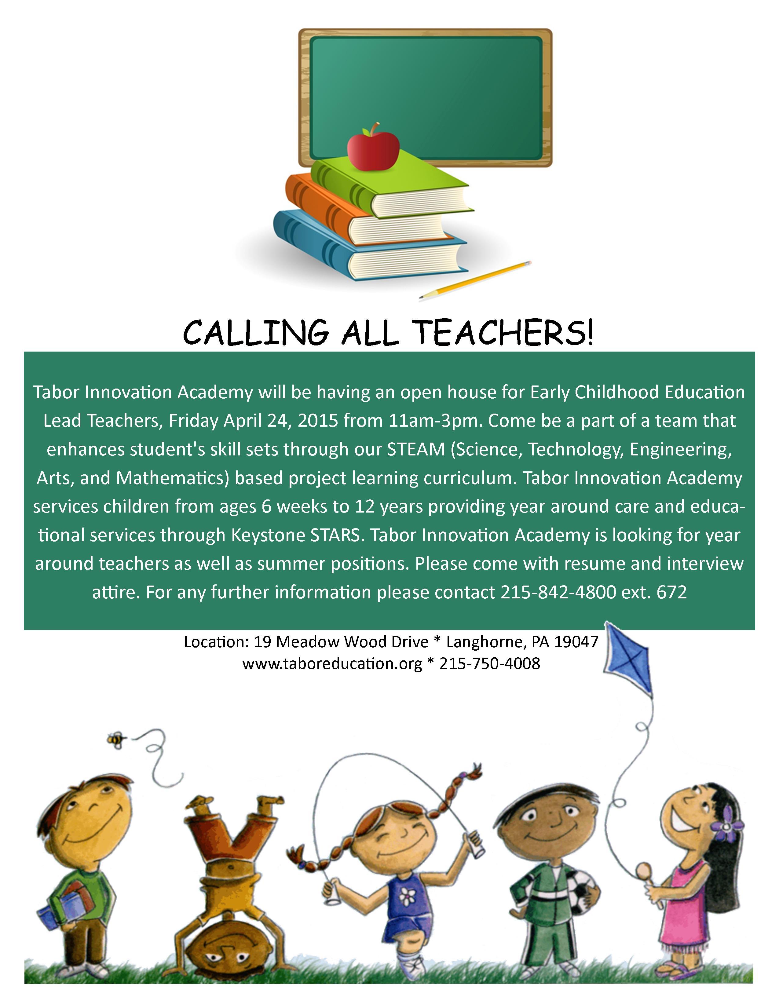 ECE-teachers